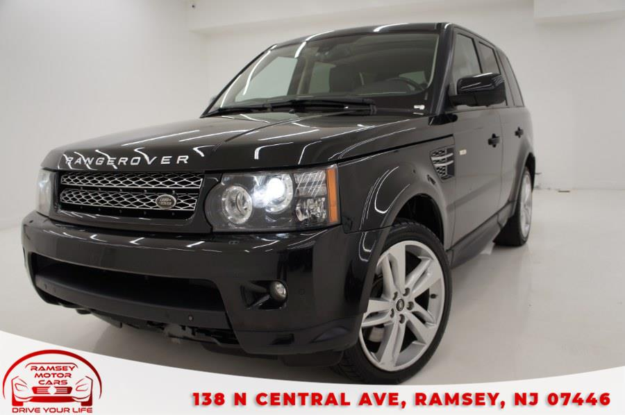 Used 2013 Land Rover Range Rover Sport in Ramsey, New Jersey | Ramsey Motor Cars Inc. Ramsey, New Jersey