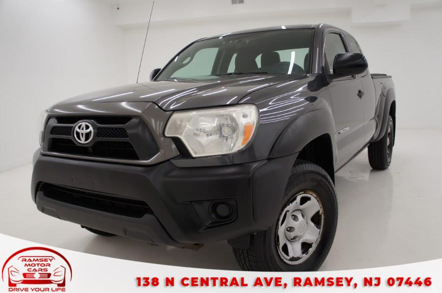 Used 2012 Toyota Tacoma in Ramsey, New Jersey | Ramsey Motor Cars Inc. Ramsey, New Jersey