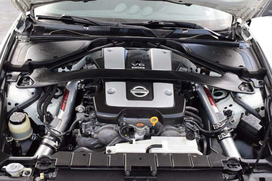 Used Nissan 370Z 2dr Cpe Auto Touring 2010 | Rahib Motors. Winter Park, Florida