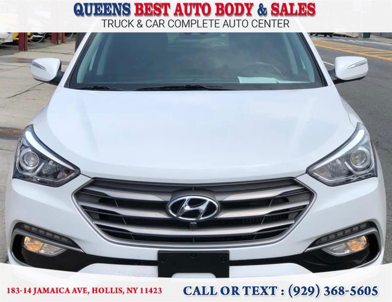 Used 2018 Hyundai Santa Fe Sport in Hollis, New York | Queens Best Auto Body / Sales. Hollis, New York