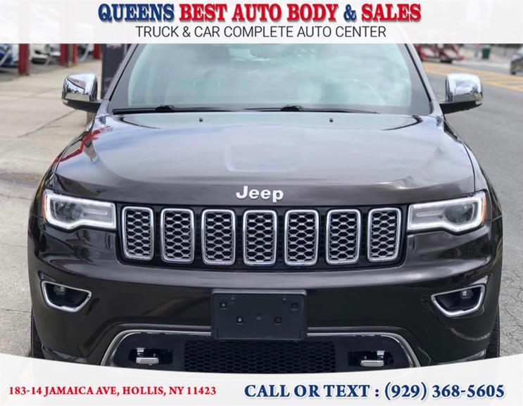 Used 2017 Jeep Grand Cherokee in Hollis, New York | Queens Best Auto Body / Sales. Hollis, New York