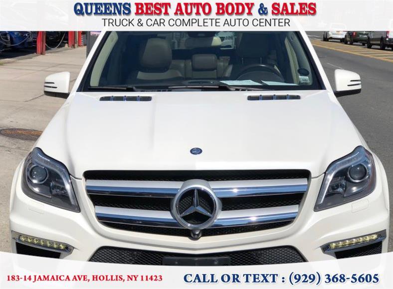 Used 2015 Mercedes-Benz GL-Class in Hollis, New York | Queens Best Auto Body / Sales. Hollis, New York