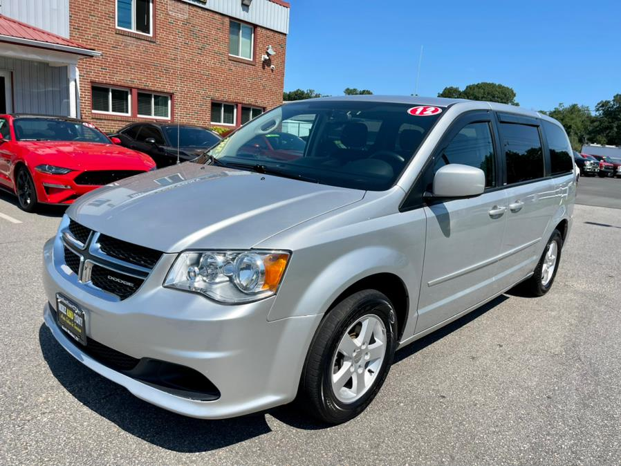 Used Dodge Grand Caravan 4dr Wgn SXT 2012 | Mike And Tony Auto Sales, Inc. South Windsor, Connecticut