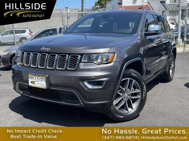 Used Jeep Grand Cherokee Limited 2018   Hillside Auto Outlet. Jamaica, New York