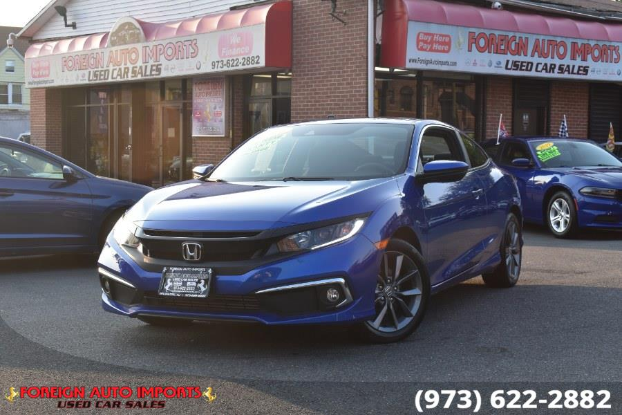 Used 2019 Honda Civic Coupe in Irvington, New Jersey | Foreign Auto Imports. Irvington, New Jersey