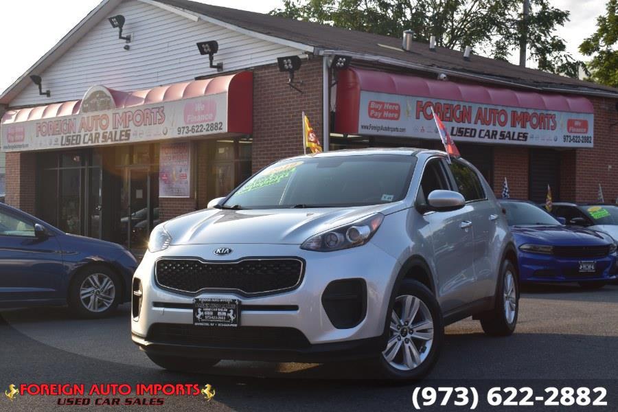 Used 2019 Kia Sportage in Irvington, New Jersey   Foreign Auto Imports. Irvington, New Jersey