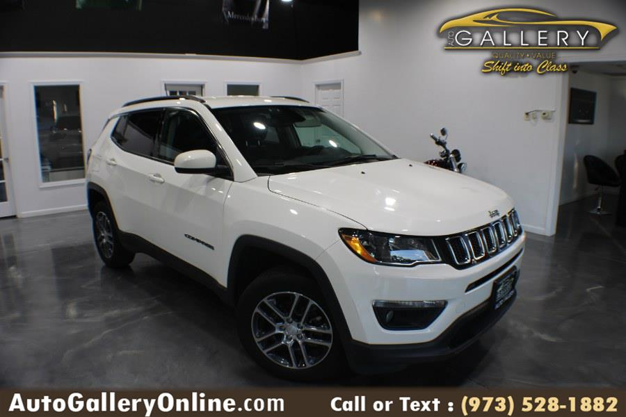 Used 2019 Jeep Compass in Lodi, New Jersey | Auto Gallery. Lodi, New Jersey