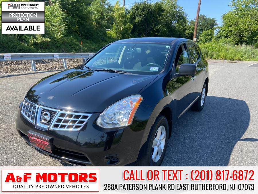 Used 2010 Nissan Rogue in East Rutherford, New Jersey | A&F Motors LLC. East Rutherford, New Jersey
