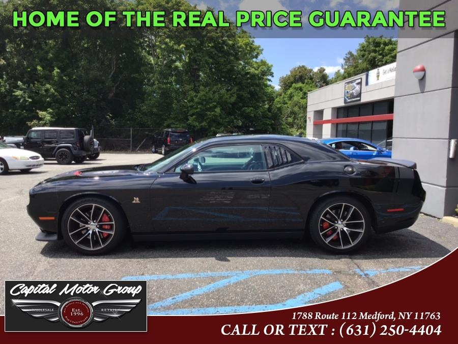 Used Dodge Challenger 2dr Cpe R/T Scat Pack 2016 | Capital Motor Group Inc. Medford, New York