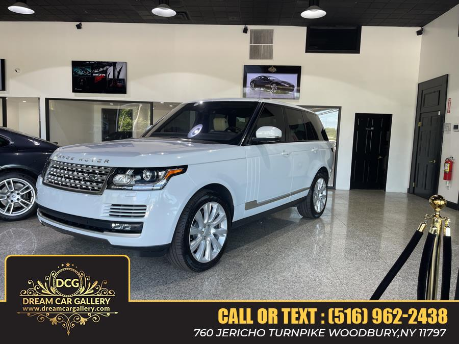 Used Land Rover Range Rover 4WD 4dr Supercharged 2016   Dream Car Gallery. Woodbury, New York
