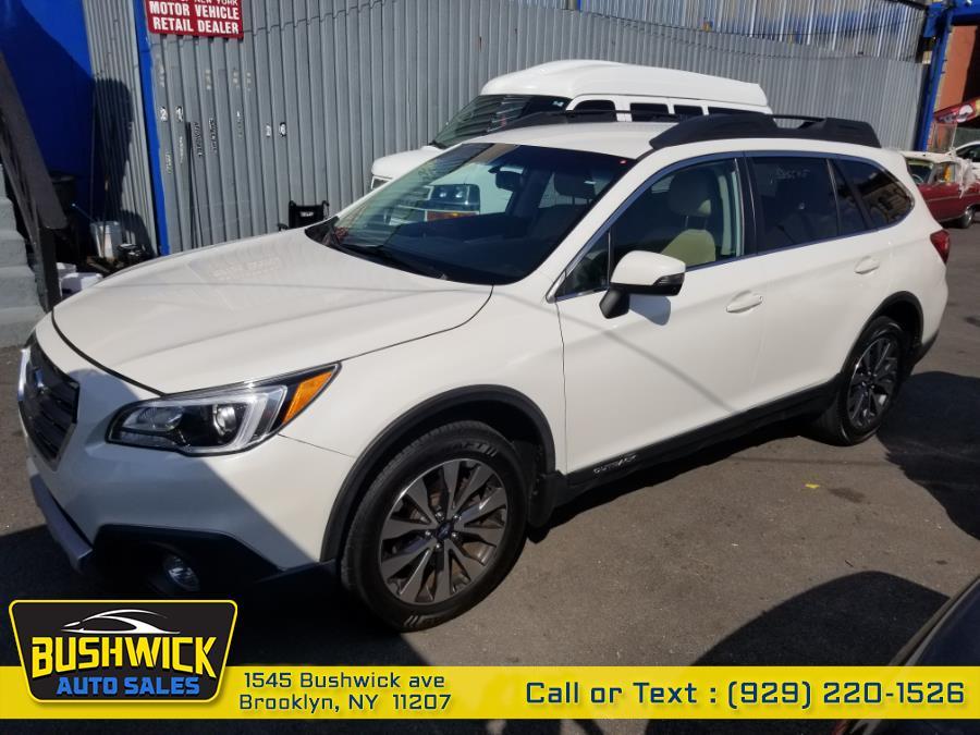 Used 2015 Subaru Outback in Brooklyn, New York | Bushwick Auto Sales LLC. Brooklyn, New York