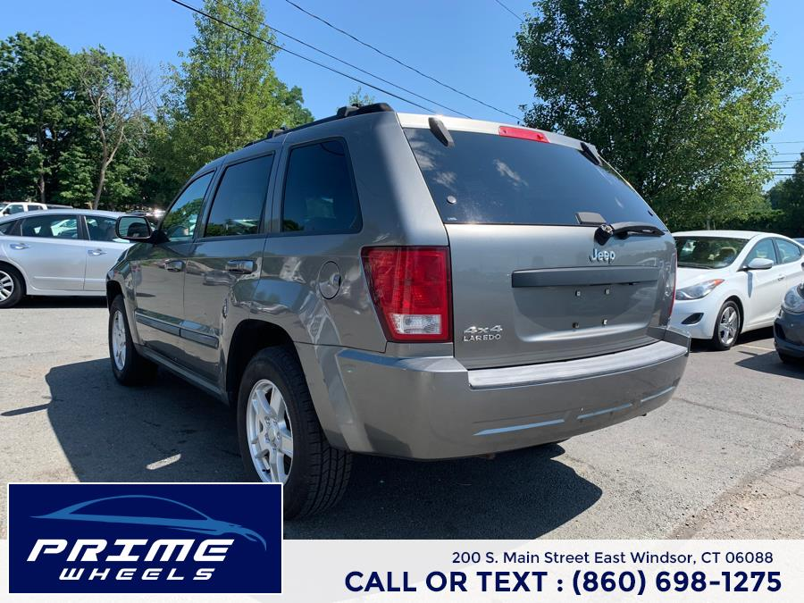 Used Jeep Grand Cherokee 4WD 4dr Laredo 2007   Prime Wheels. East Windsor, Connecticut