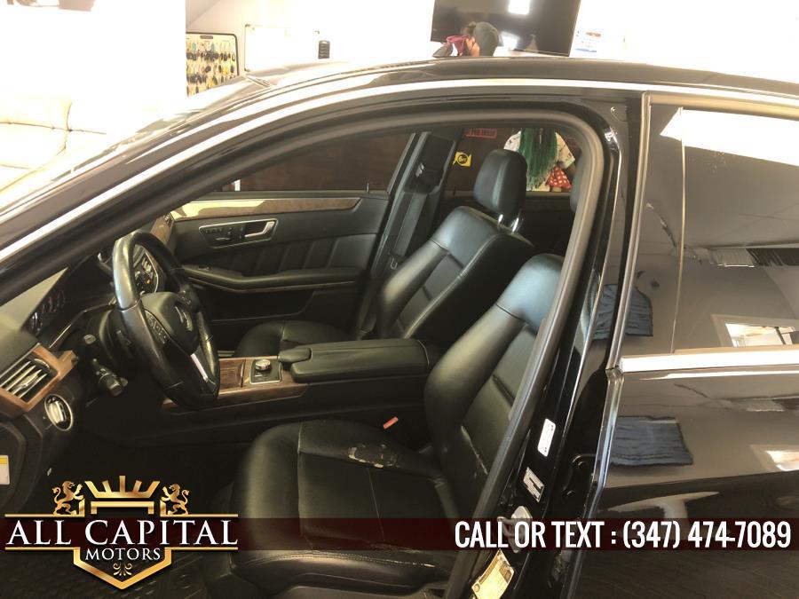 Used Mercedes-Benz E-Class 4dr Sdn E350 Sport 4MATIC *Ltd Avail* 2013 | All Capital Motors. Brooklyn, New York
