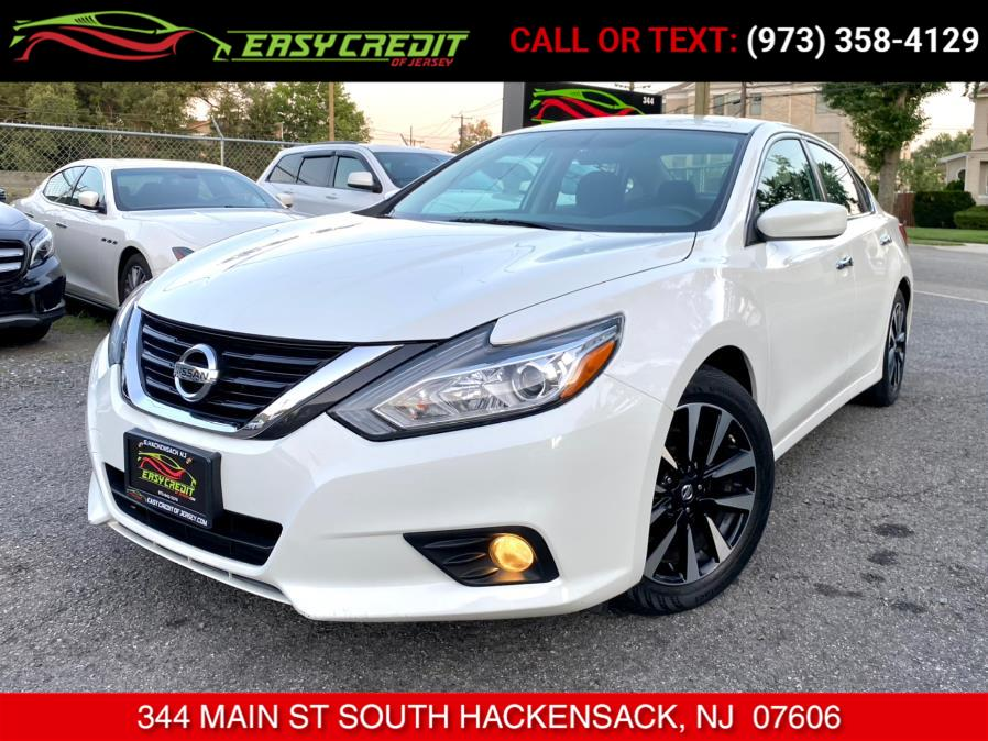 Used 2018 Nissan Altima in South Hackensack, New Jersey | Easy Credit of Jersey. South Hackensack, New Jersey