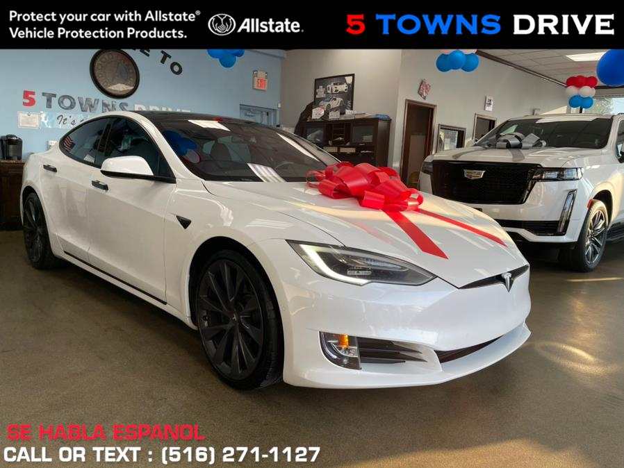 Used Tesla Model S AUTO PILOT 100D AWD 2018 | 5 Towns Drive. Inwood, New York