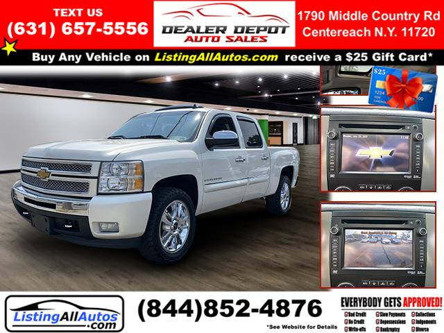 Used 2012 Chevrolet Silverado 1500 in Patchogue, New York   www.ListingAllAutos.com. Patchogue, New York