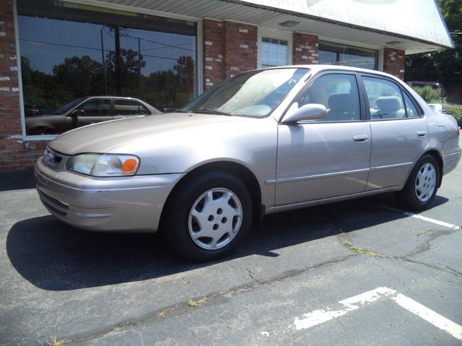 Used 2000 Toyota Corolla in Naugatuck, Connecticut | Riverside Motorcars, LLC. Naugatuck, Connecticut