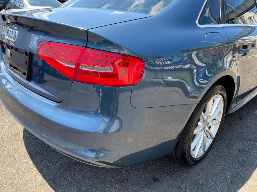 Used Audi A4 CVT FrontTrak 2.0T Premium Plus 2016 | Sunrise Autoland. Jamaica, New York