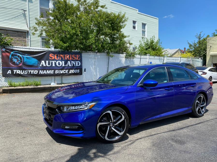 Used 2018 Honda Accord Sedan in Jamaica, New York | Sunrise Autoland. Jamaica, New York