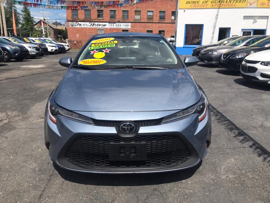 Used Toyota Corolla LE CVT (Natl) 2020   Affordable Motors Inc. Bridgeport, Connecticut