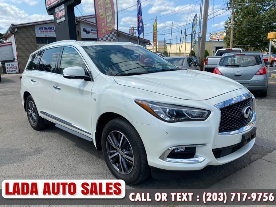 Used 2017 INFINITI QX60 in Bridgeport, Connecticut | Lada Auto Sales. Bridgeport, Connecticut
