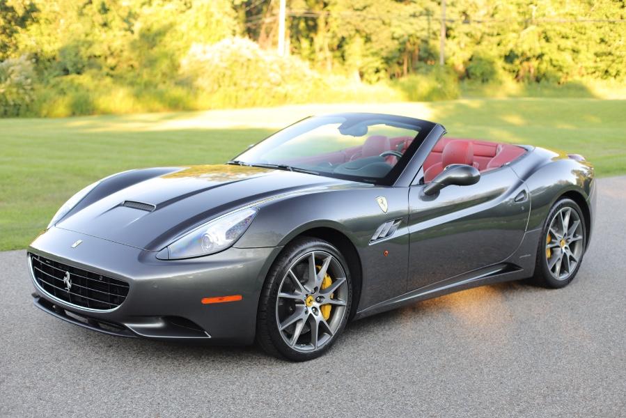Used 2012 Ferrari California in North Salem, New York | Meccanic Shop North Inc. North Salem, New York
