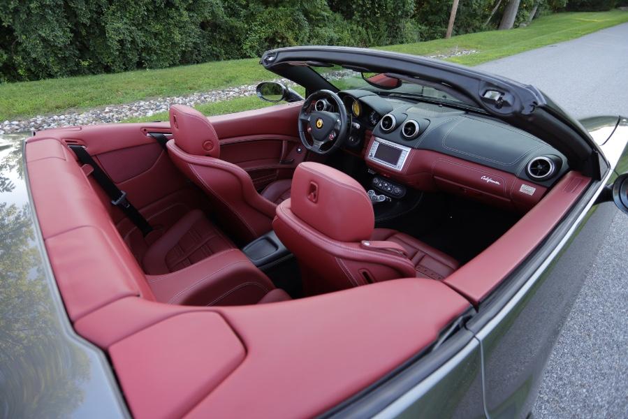 Used Ferrari California 2dr Conv 2012 | Meccanic Shop North Inc. North Salem, New York