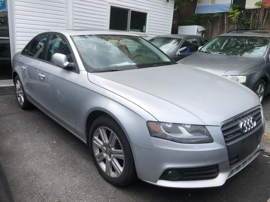 Used Audi A4 4dr Sdn Auto quattro 2.0T Premium 2011 | Sylhet Motors Inc.. Jamaica, New York