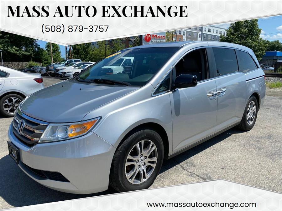 Used 2012 Honda Odyssey in Framingham, Massachusetts | Mass Auto Exchange. Framingham, Massachusetts