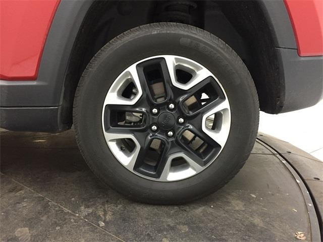 Used Jeep Compass Trailhawk 2018   Eastchester Motor Cars. Bronx, New York