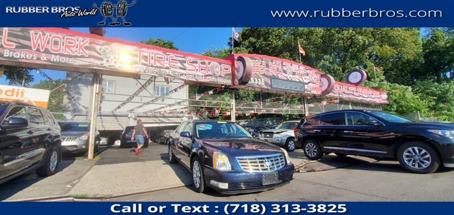 Used Cadillac DTS 4dr Sdn Performance 2007   Rubber Bros Auto World. Brooklyn, New York