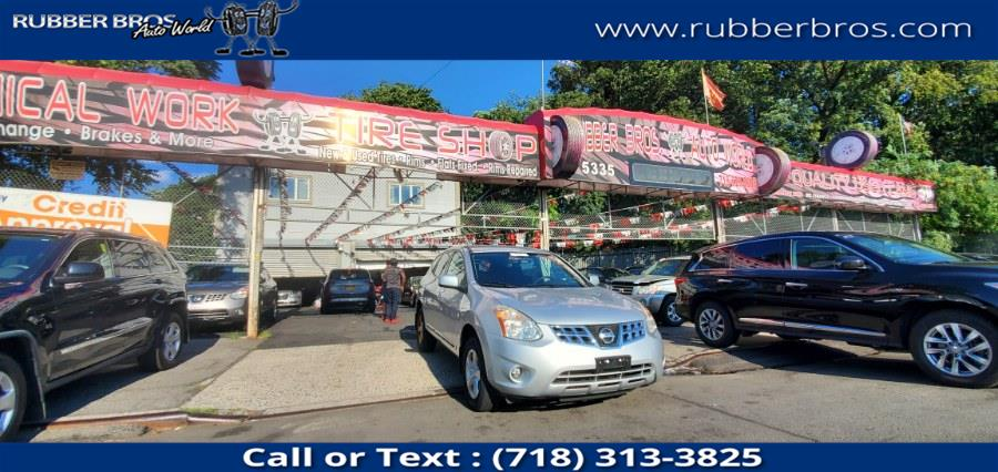 Used Nissan Rogue AWD 4dr S 2013   Rubber Bros Auto World. Brooklyn, New York