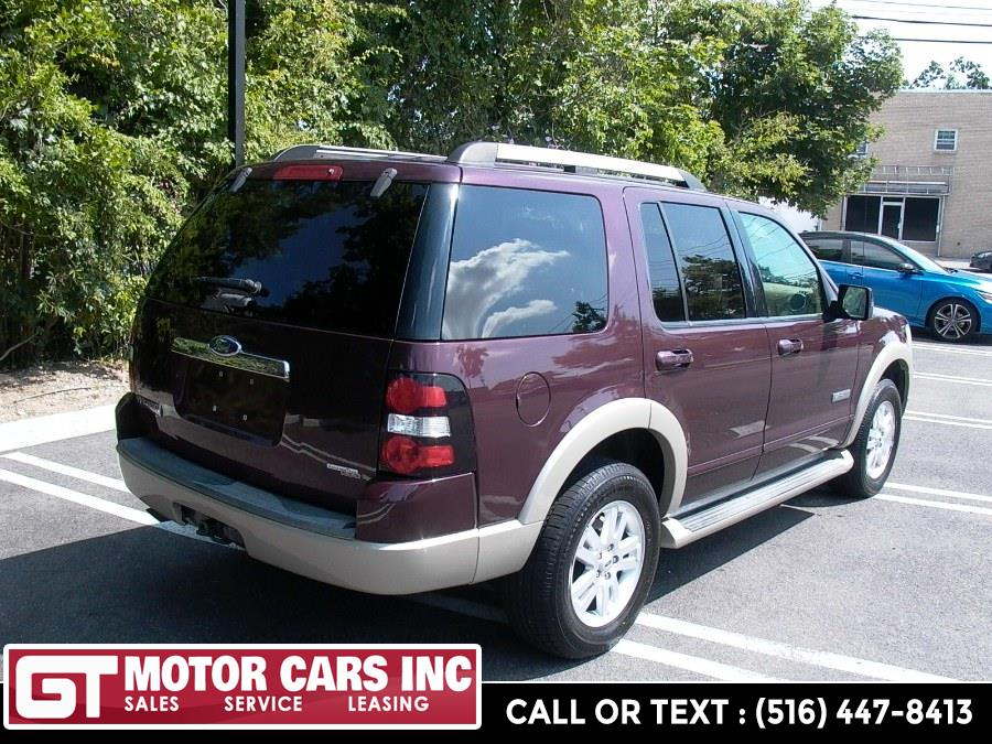 2007 Ford Explorer 4WD 4dr V6 Eddie Bauer, available for sale in Bellmore, NY