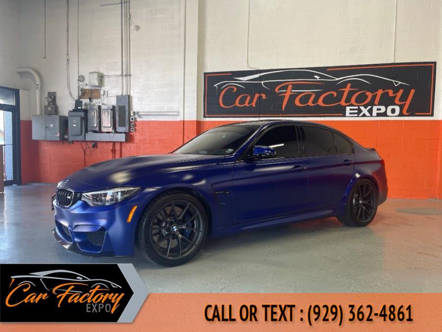 Used BMW M3 CS Sedan 2018   Car Factory Inc.. Bronx, New York