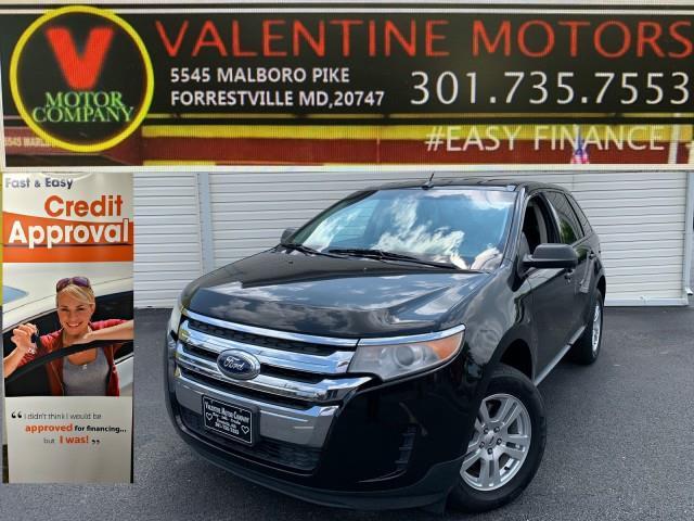 Used Ford Edge SE 2011   Valentine Motor Company. Forestville, Maryland