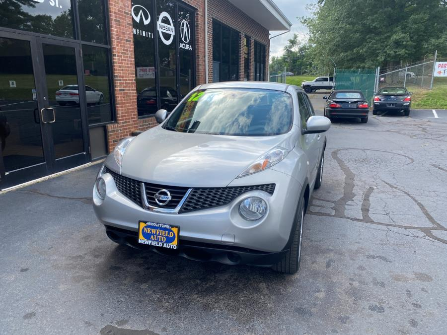 Used Nissan JUKE 5dr Wgn CVT S AWD 2012 | Newfield Auto Sales. Middletown, Connecticut