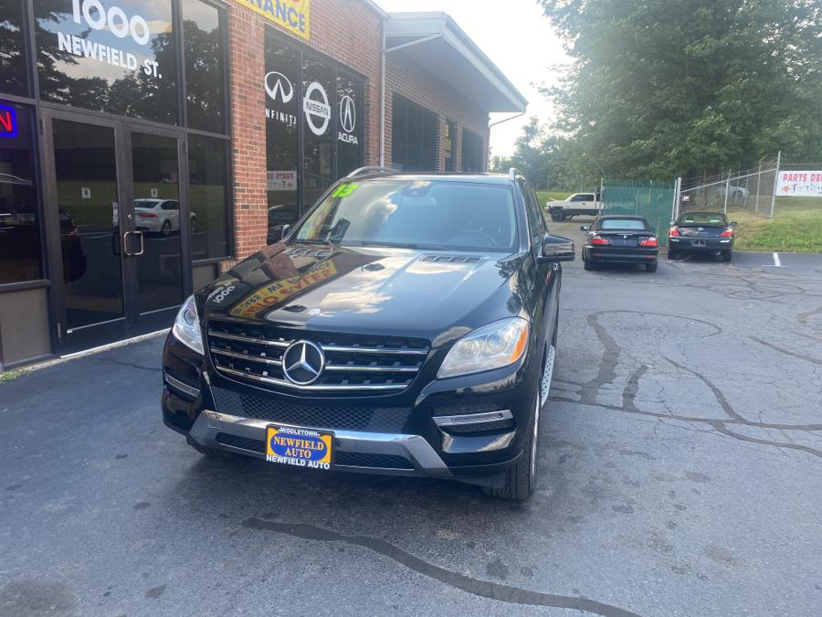 Used 2013 Mercedes-Benz M-Class in Middletown, Connecticut | Newfield Auto Sales. Middletown, Connecticut