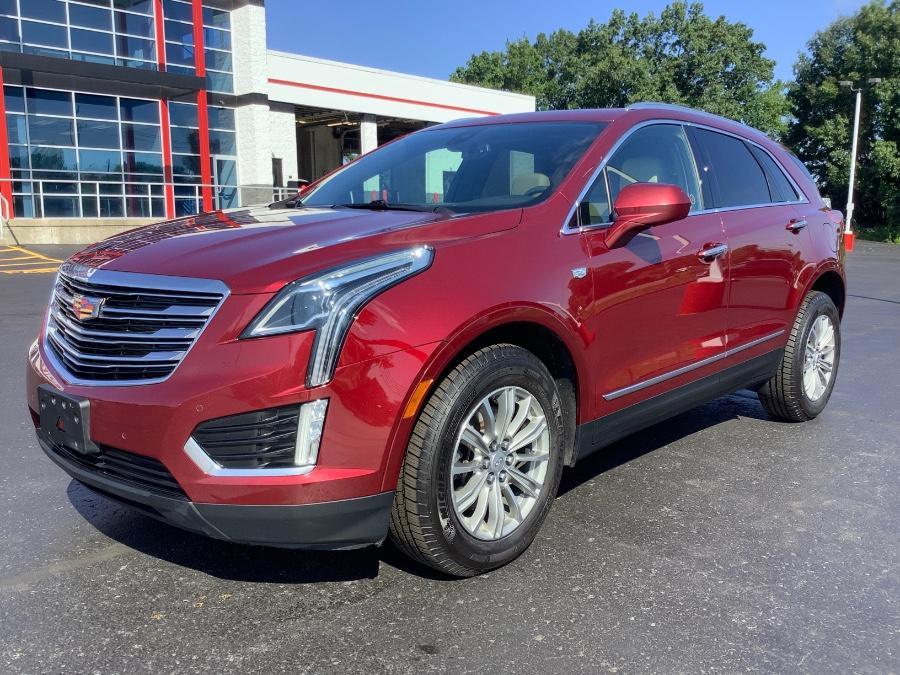 Used Cadillac XT5 AWD 4dr Luxury 2017 | Marsh Auto Sales LLC. Ortonville, Michigan