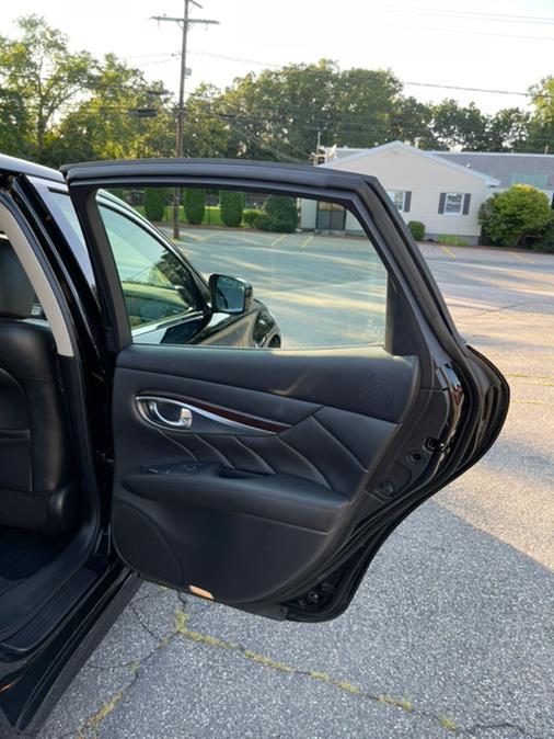 Used Infiniti M37 4dr Sdn AWD 2013   New Beginning Auto Service Inc . Ashland , Massachusetts