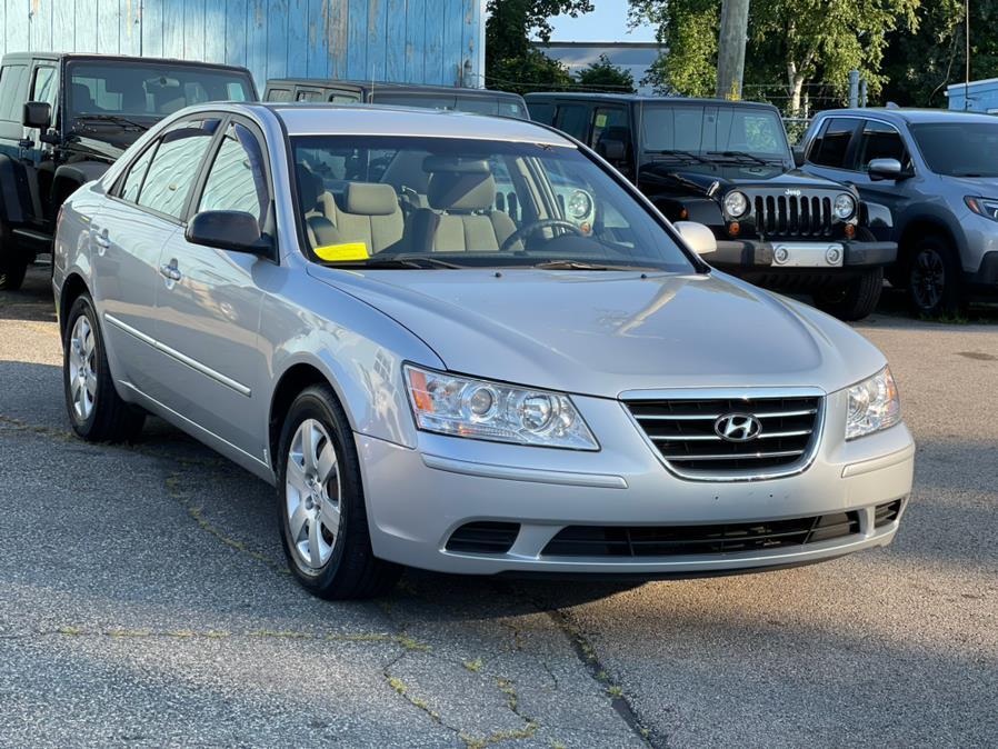 Used Hyundai Sonata 4dr Sdn I4 Auto GLS 2010 | New Beginning Auto Service Inc . Ashland , Massachusetts