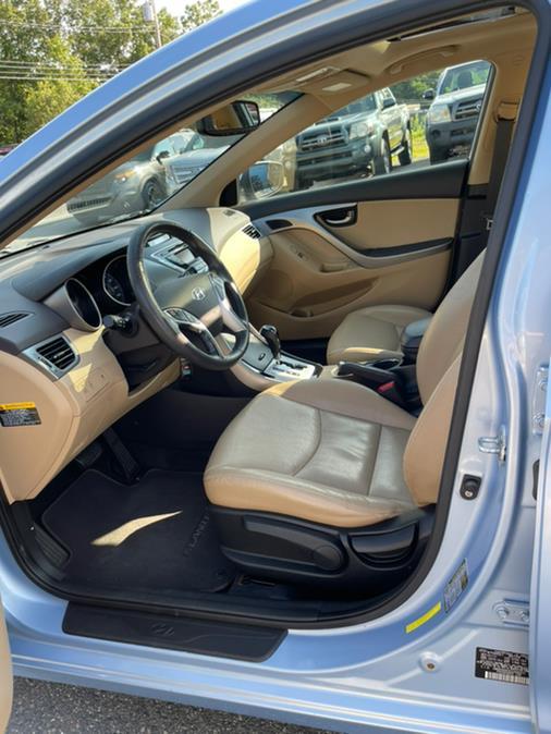 Used Hyundai Elantra 4dr Sdn Auto Limited (Ulsan Plant) 2012   New Beginning Auto Service Inc . Ashland , Massachusetts