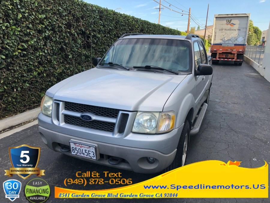Used 2001 Ford Explorer Sport Trac in Garden Grove, California   Speedline Motors. Garden Grove, California