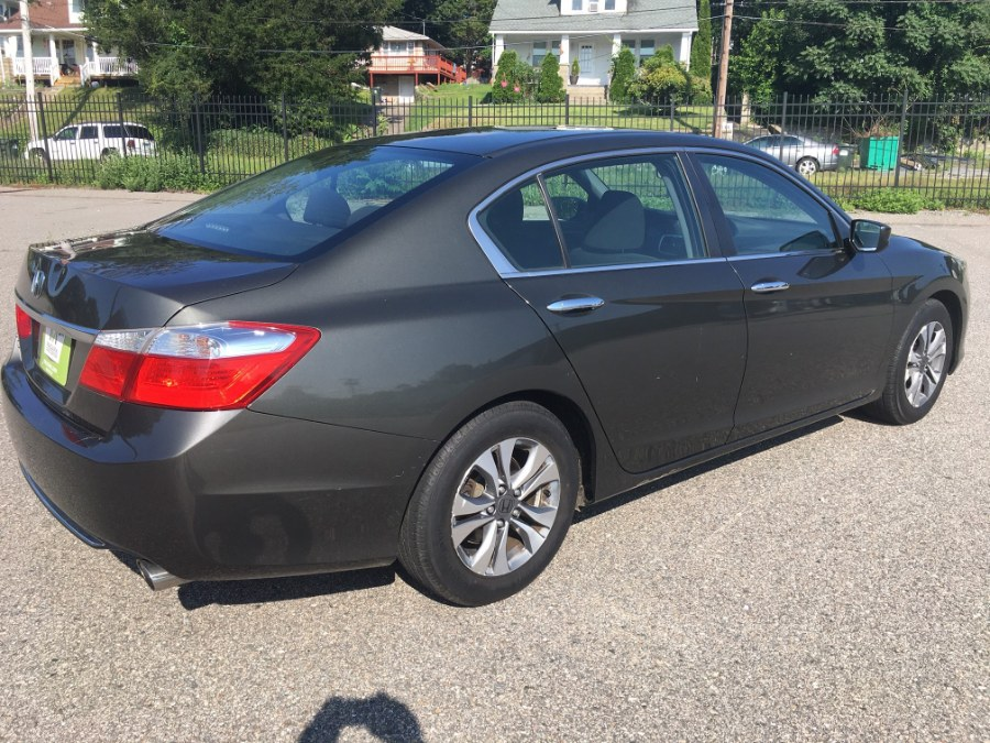 Used Honda Accord Sdn 4dr I4 CVT LX 2013   MACARA Vehicle Services, Inc. Norwich, Connecticut