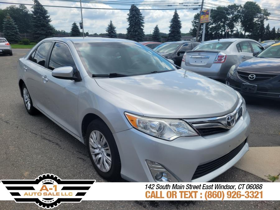 Used 2014 Toyota Camry in East Windsor, Connecticut | A1 Auto Sale LLC. East Windsor, Connecticut