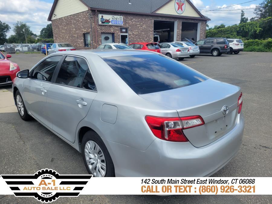 Used Toyota Camry 4dr Sdn I4 Auto LE (Natl) *Ltd Avail* 2014 | A1 Auto Sale LLC. East Windsor, Connecticut