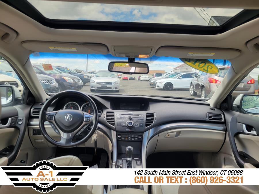 Used Acura TSX 4dr Sdn I4 Auto 2012   A1 Auto Sale LLC. East Windsor, Connecticut