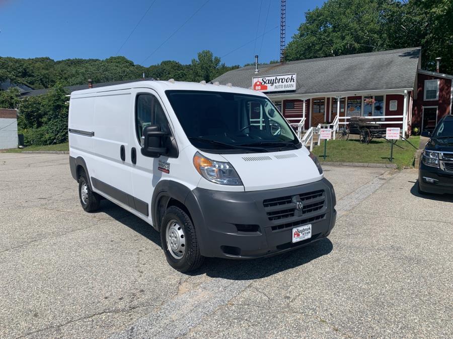 "Used Ram ProMaster Cargo Van 1500 Low Roof 136"" WB 2018 | Saybrook Auto Barn. Old Saybrook, Connecticut"