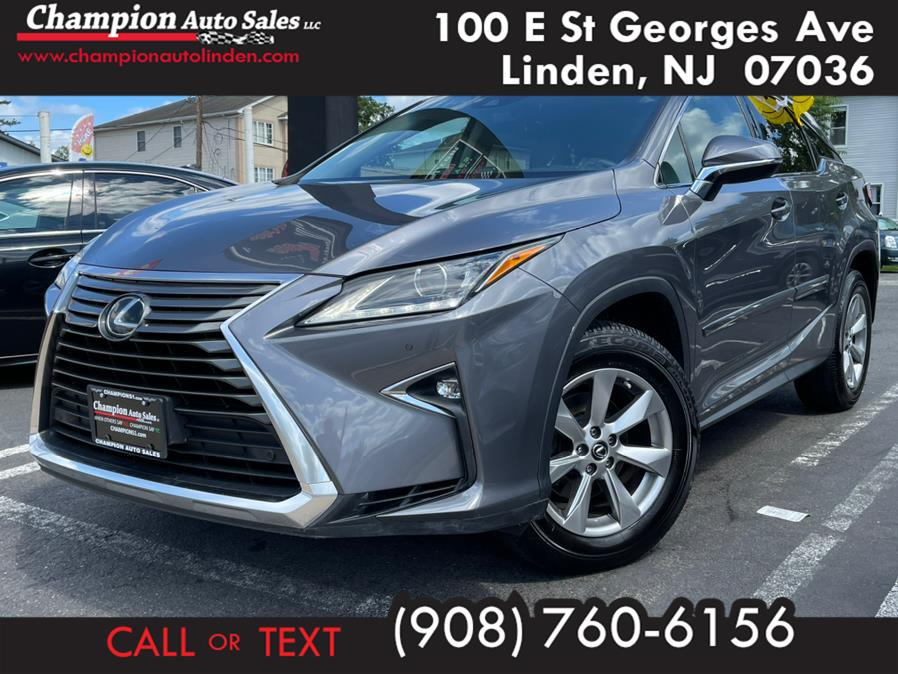 Used 2018 Lexus RX in Linden, New Jersey | Champion Used Auto Sales. Linden, New Jersey