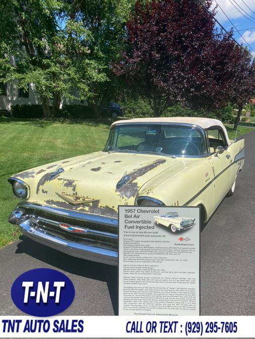 Used 1957 Chevrolet BELAIR in Bronx, New York | TNT Auto Sales USA inc. Bronx, New York
