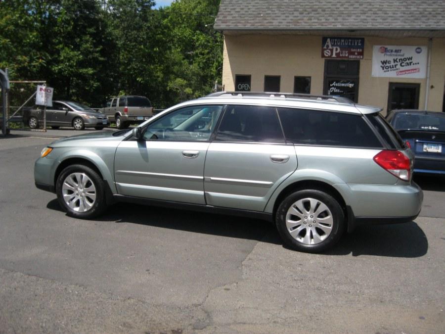Used Subaru Outback 4dr H4 Auto Ltd PZEV 2009 | Automotive Plus. Bristol, Connecticut